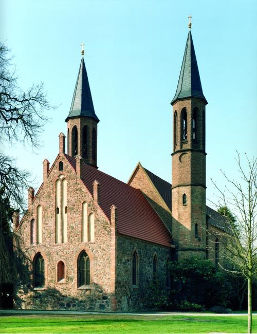 Alte Pfarrkirche Pankow