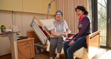Reportage über unser Hospiz
