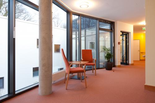 Das Haus - Flur und Sitzecke