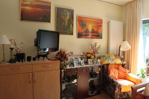selbst eingerichtetes Gästezimmer
