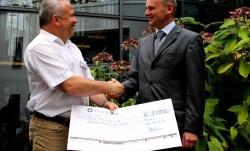 Spende der PAX-Bank-Stiftung übergeben