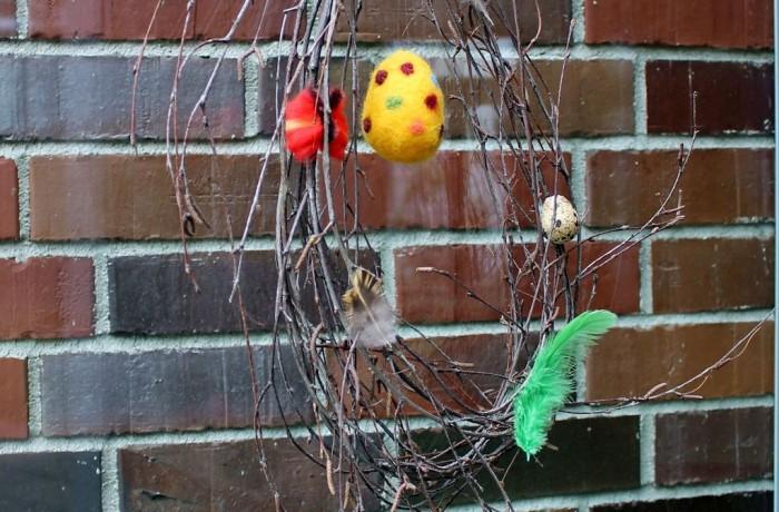 Vorbereitung aufs Osterfest