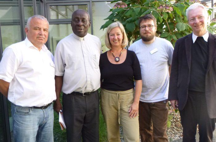 Ein Hospiz für Ghana