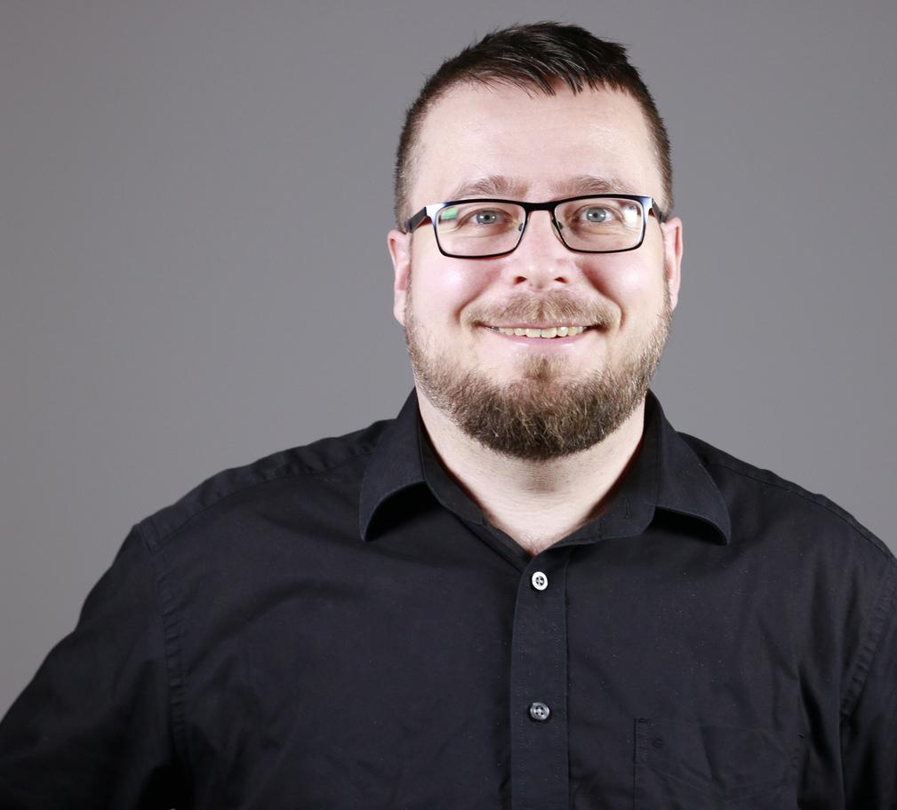 Tobias Neumann, Pflegedienstleiter, MScN, Wundexperte